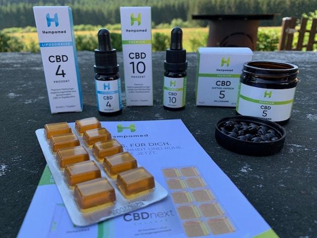 Valentinstag Geschenkideen Cannabidiol: CBD-Kosmetik und CBD Öl