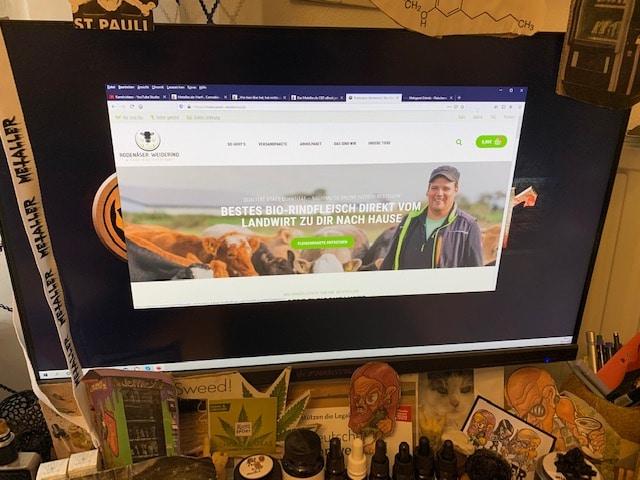 Der Online Shop von Rodenäser Weiderind