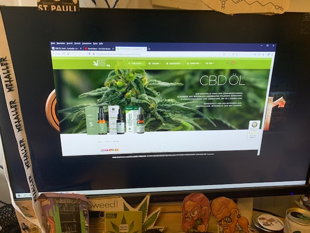 BODY MIND FREE - große Auswahl an qualitativ hochwertigen CBD-Produkten