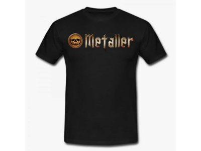 Heavy Metal T-Shirts: Herstellung der Stoffe