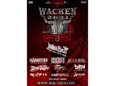 WACKEN OPEN AIR 2021 bestätigt die ersten Bands!
