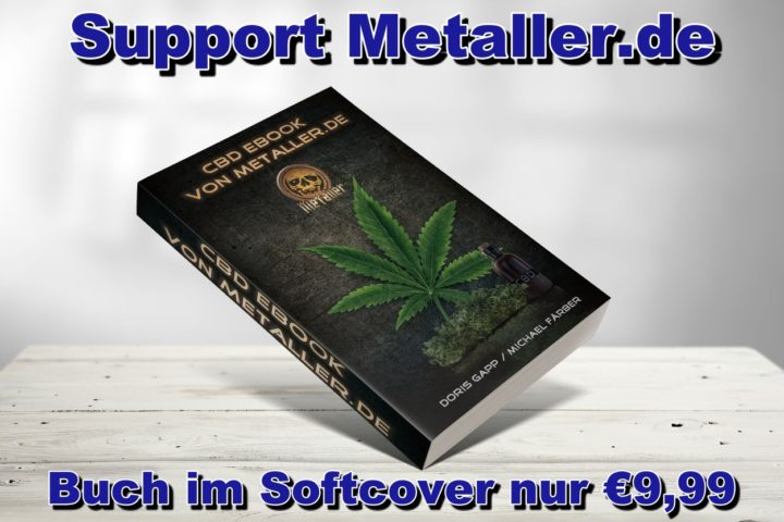 Metaller.de CBD eBook für nur € 9,99