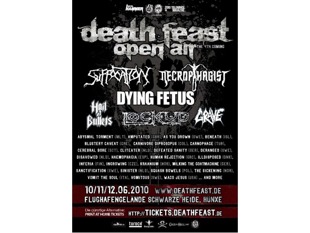Death Feast Open Air 2010