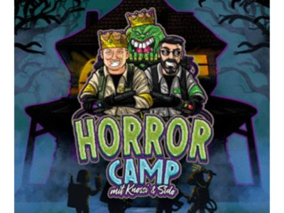Halloween Horrocamp mit Knossi und Sido presented by EMP