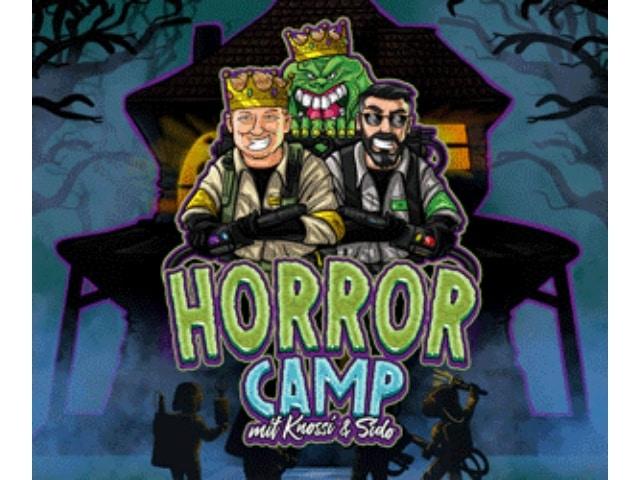 Halloween Horrocamp mit Knossi und Sido presented by EMP