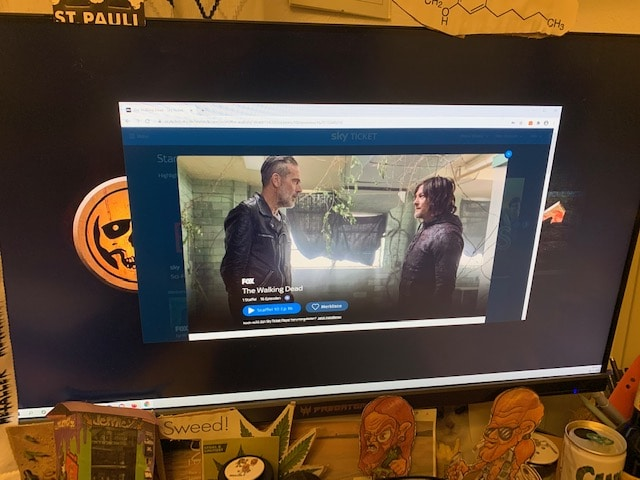 The Walking Dead Staffel 10 Episode 16 S10E16 (Folge 147) - Unter Feinden (A Certain Doom) auf SKY / FOX / AMC