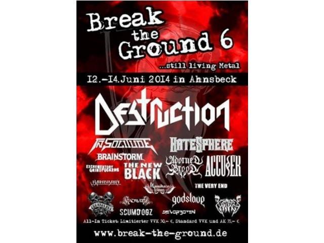 Break The Ground Festival 2014