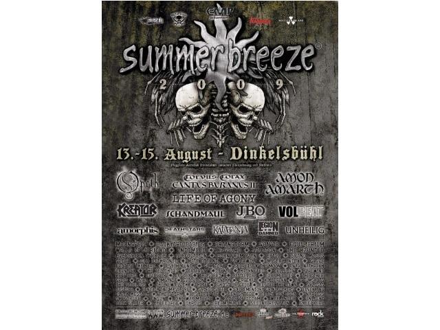 Summerbreeze Open Air 2009