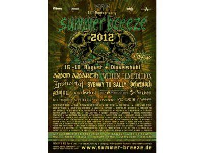 Summer Breeze Open Air 2012