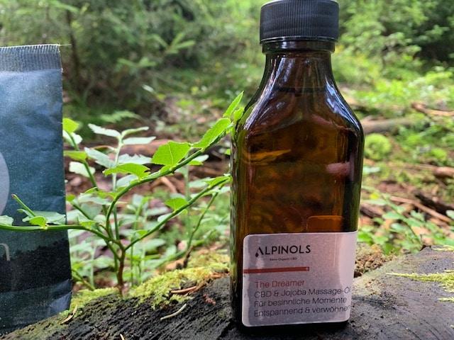 ALPINOLS The Dreamer Jojobaöl