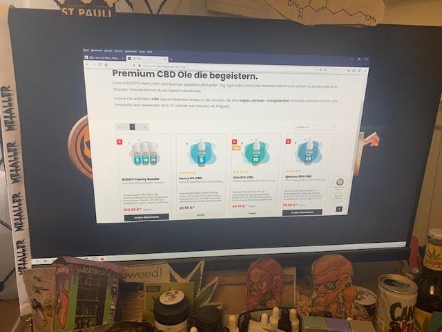 CBD Online Shop Informationen (Erfahrungen/Test)