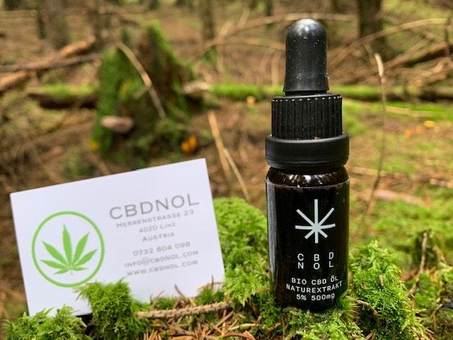 CBDNOL CBD Öl 5% Naturextrakt