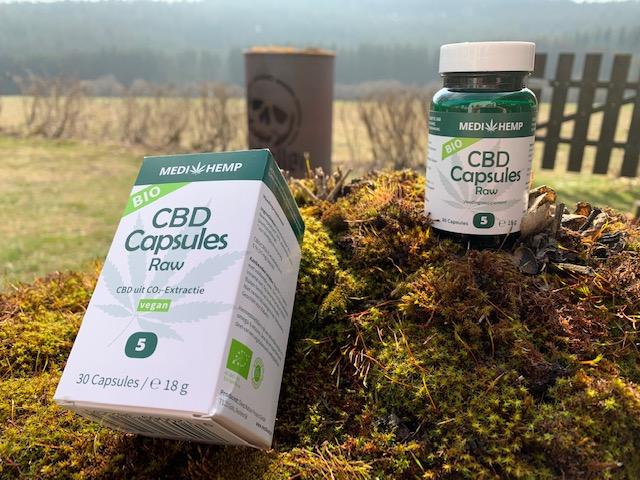 MediHemp CBD Kapseln bei CBDPlein