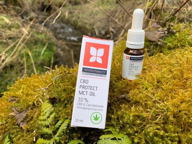 Neobotanics CBD Protect MCT Öl 10%