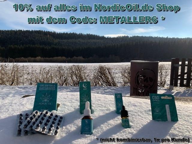 Nordic Oil - der Online-Spezialist für alle CBD (Cannabidiol) Produkte