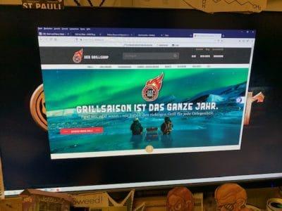 Der Online Shop von 360° BBQ (360bbq.de)