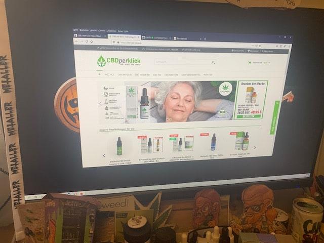 CBDperKlick CBD Online Shop Informationen (Erfahrungen/Test)
