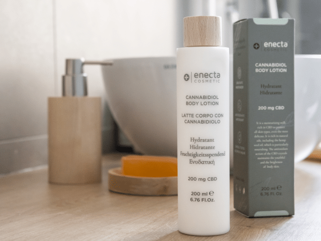 CBD Kosmetik von Enecta