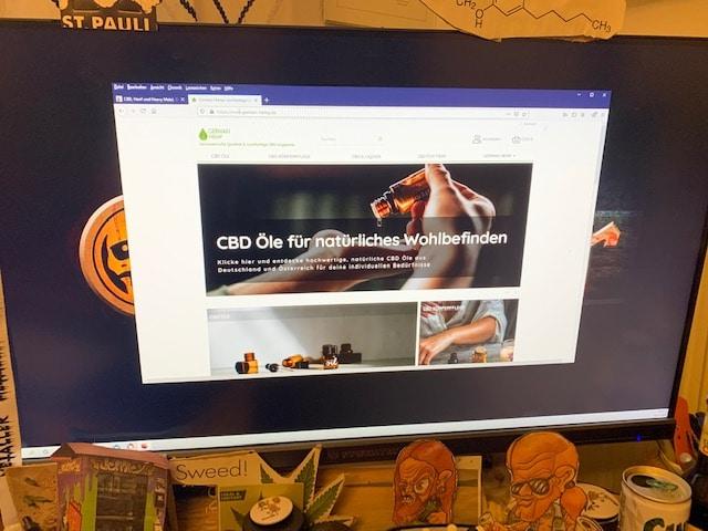 German Hemp CBD Online Shop Informationen (Erfahrungen/Test)