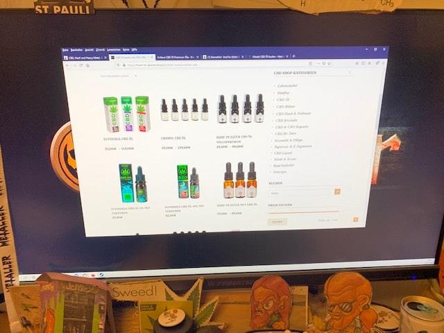 Hanf im Glück CBD Online Shop Informationen (Erfahrungen/Test)