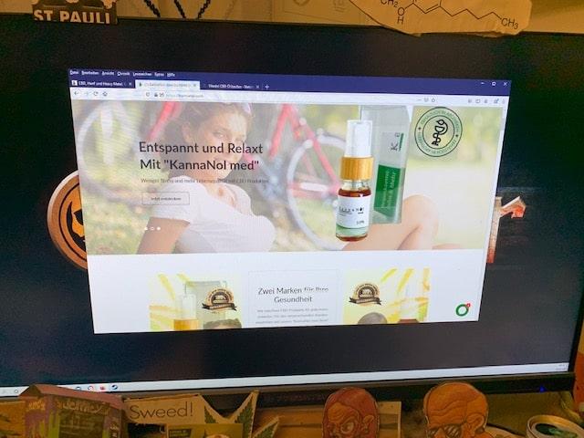 Kannanol CBD Online Shop Informationen (Erfahrungen/Test)