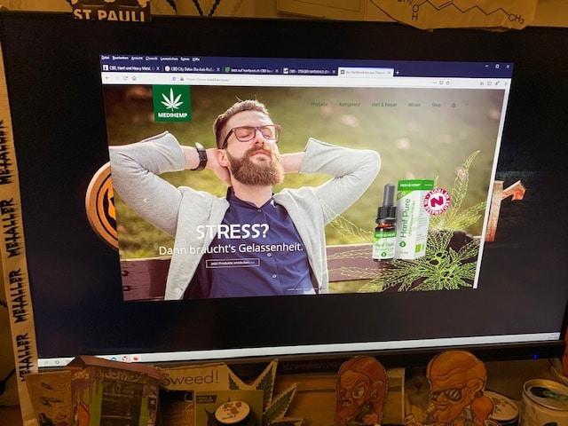 Medi Hemp CBD Online Shop Informationen (Erfahrungen/Test)