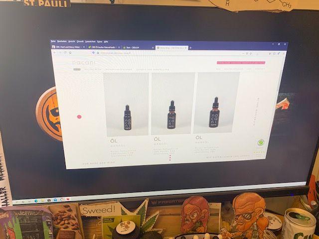 Nacani CBD Online Shop Informationen (Erfahrungen/Test)