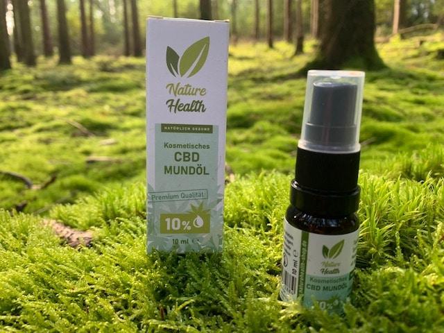 NatureHealth CBD Öl 10%
