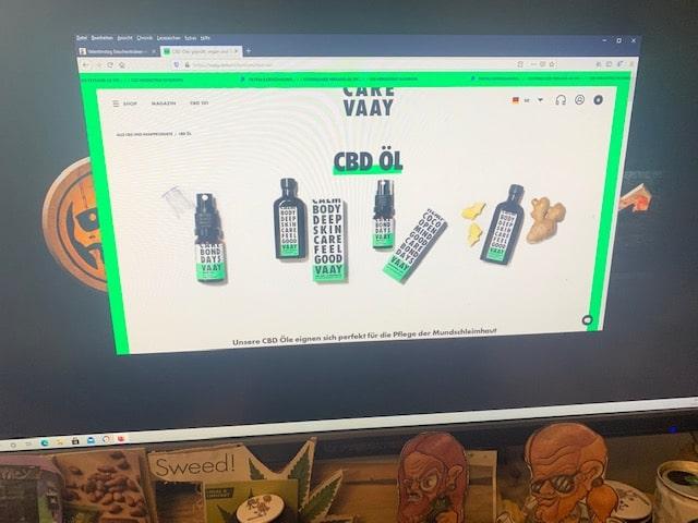 VAAY CBD Online Shop Informationen (Erfahrungen/Test)