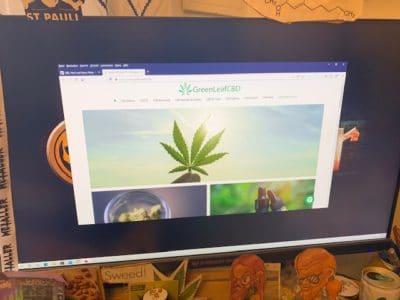 GreenLeafCBD CBD Online Shop Informationen (Erfahrungen/Test)