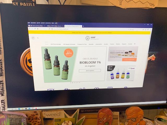 Hanf Extrakte CBD Online Shop Informationen (Erfahrungen/Test)