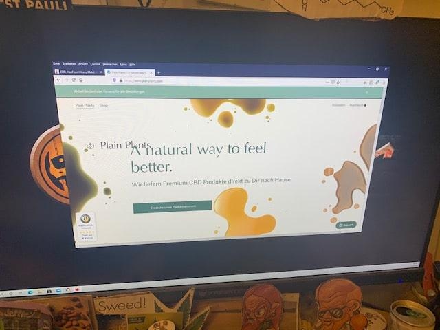 Plain Plants CBD Online Shop Informationen (Erfahrungen/Test)