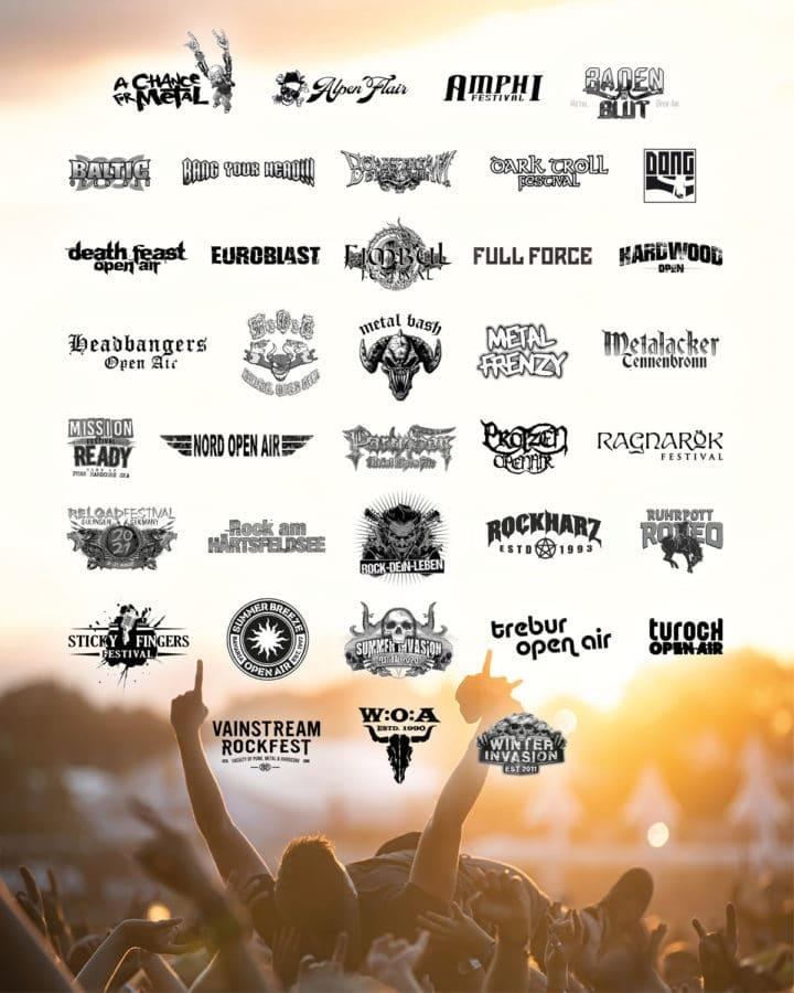 Metalfestivals geben gemeinsames Statement ab (Corona 2021)