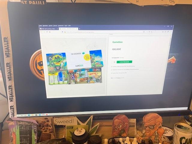 The Green Box Online Shop Informationen (Erfahrungen/Test)