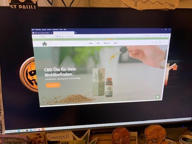 webelieve CBD Online Shop Informationen (Erfahrungen/Test)