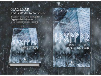 Crowdfunding zum neuen Lundt-Thriller NAGLFAR startet