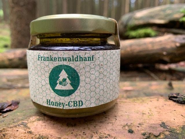 Frankenwaldhanf Honey CBD