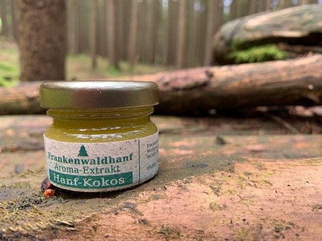 Frankenwaldhanf Hanf Kokos Balsam