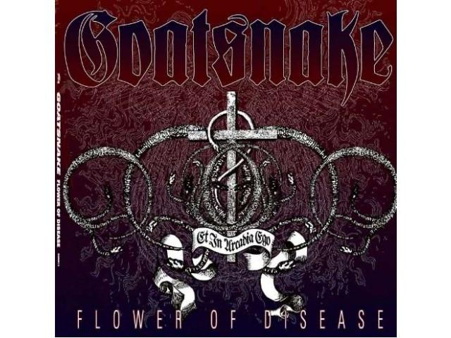 Goatsnake – Flower of Disease