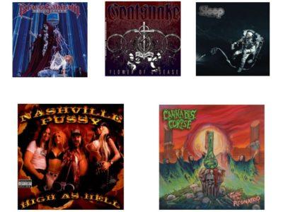 5 der besten Heavy-Metal-Alben, um dazu zu kiffen