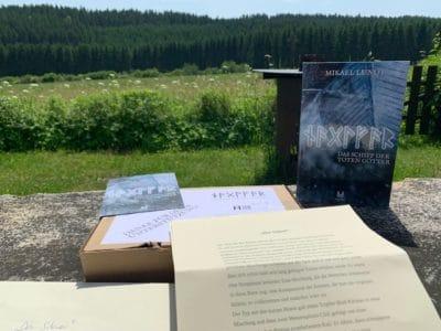 """""""Der Schrei"""" - eine Kurzgeschichte von Mikael Lundt"""
