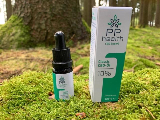 Plant Physiology Health (PPhealth) – CBD Öl Classic 10%