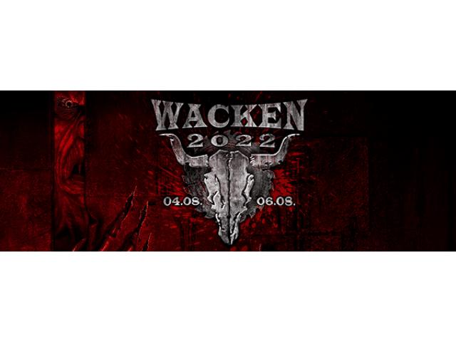 Weitere Bands für das W:O:A 2022 bestätigt!