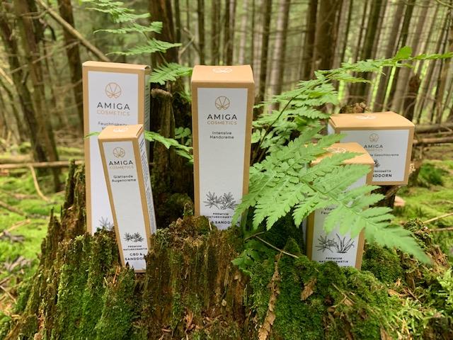 Amiga Cosmetics: Bio-Naturkosmetik frei von Zusatzstoffen