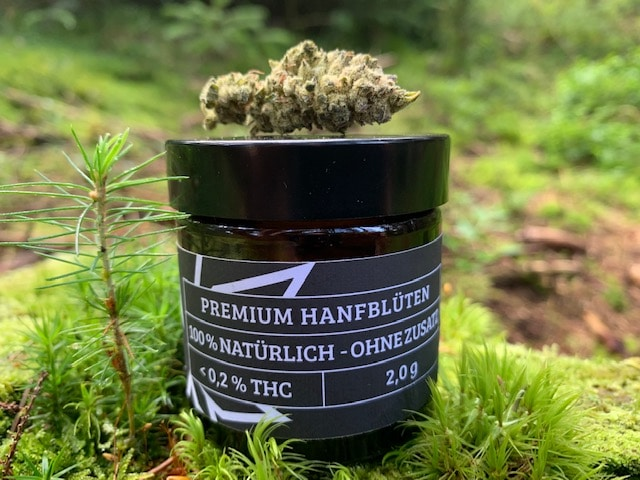 Glow Cannabis Company: CBD Blüten in verschiedenen Konzentrationen