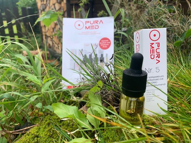 PURA MED High Oleic Sonnenblumenöl 5%