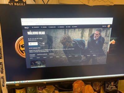 The Walking Dead Staffel 11 Episode 1 (Folge 154) - Acheron 1 (Acheron: (Part 1))