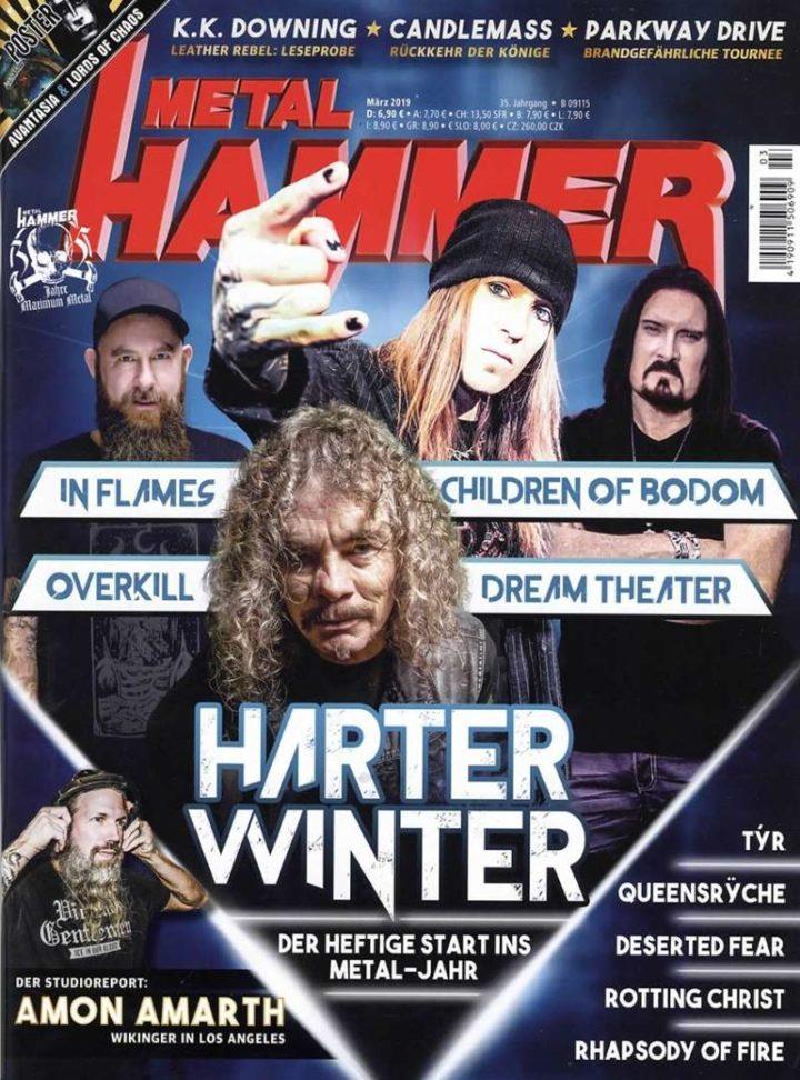 METAL HAMMER Zeitschriften Abo