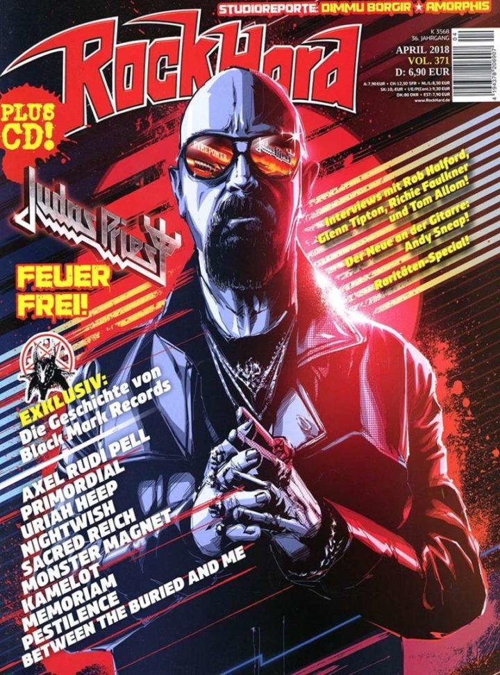 ROCK HARD Magazin Abo