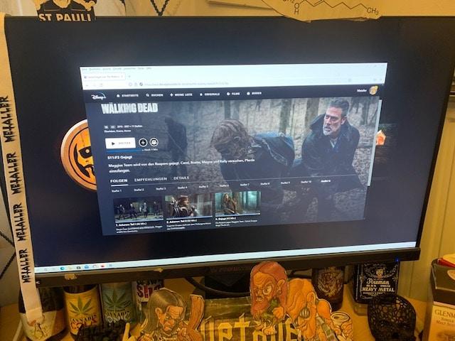 The Walking Dead Staffel 11 Episode 3 (Folge 156) - Gejagt (Hunted)
